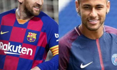 BREAKING: Lionel Messi Tells Neymar To Join Him At Manchester City