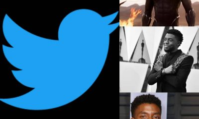 #WakandaForever: Tweet Announcing Chadwick Boseman's Death Becomes Most-Liked Tweet Ever