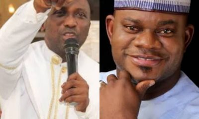 BREAKING: Yahaya Bello's Win At Supreme Court Confirms Another Primate Ayodele's Prophecy