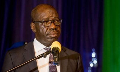 #Edo2020: Godwin Obaseki Alleges Plot To Stop Election, Warns Crisis Will Affect Entire Country
