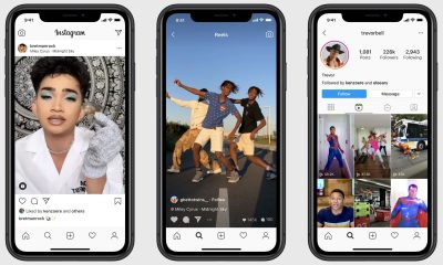 JUST IN: Facebook Launches Tik-Tok Clone 'Reels' To Rival Viral App