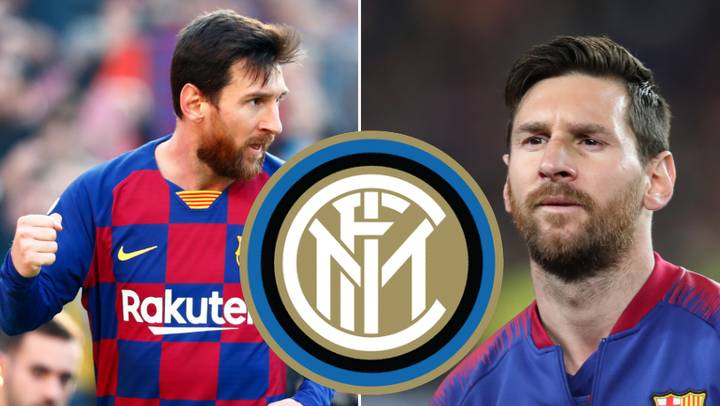 JUST IN: Inter Milan Set To Offer Lionel Messi 4-Year Deal Worth £235m