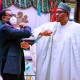 BUHARI: Why I Backed Adesina At African Development Bank (AfDB) Election