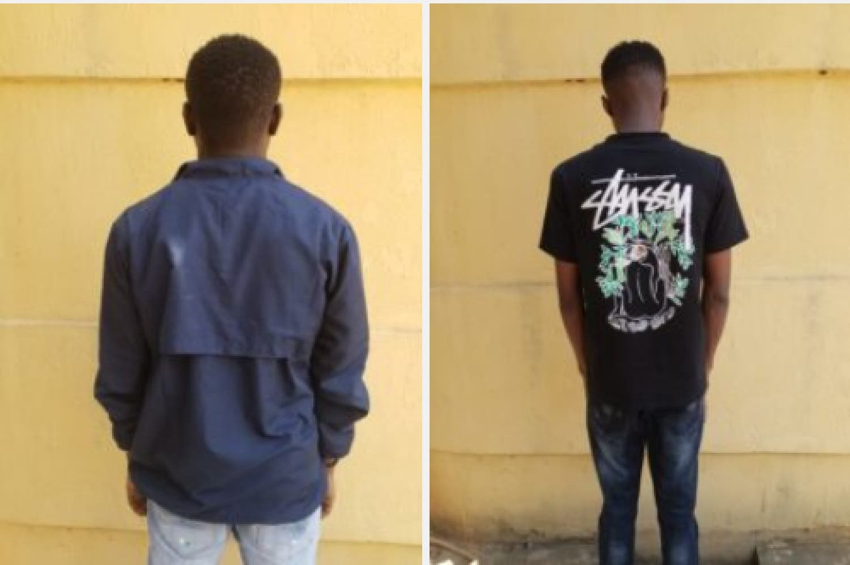 YHOO YAHOO: EFCC Nabs Twin Brothers Over Alleged Internet Fraud [PHOTO]