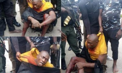 Bobosky Apprehended By Rivers Police Command