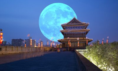 INCREDIBLE!!! World First Artificial Moon Soon To Be Launched - China says