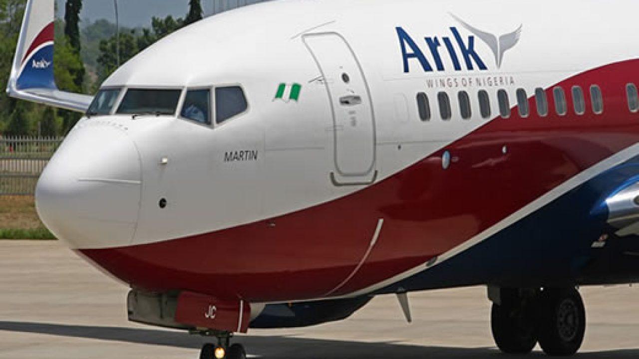 HAPPENING NOW!!! Aviation Union Shuts Down Arik Air Operations