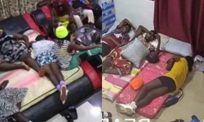 See Reactions As Photos From Big Brethren Ghana, Ghana's Version Of BigBrother Hit The Net