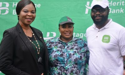JUST IN: Heritage Bank And FAMO Provide Succor For 300 Private School Teachers, SMEs