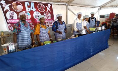 PHOTOS: Celebrity Couples Chef Challenge C4 Berths