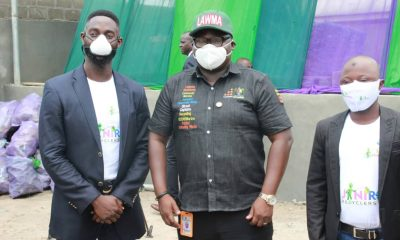 RAK Foundation Collaborate With Green Janitors; Launch First Recycling Plant In Badagry