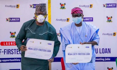 Firstbank Partners Lsetf To Offer Funding At Attractive Interest Rate To Low-Cost Private Schools In Lagos State