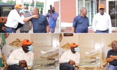 How Wike Birthed My Victory Against Adams Oshiomhole - Obaseki Reveals