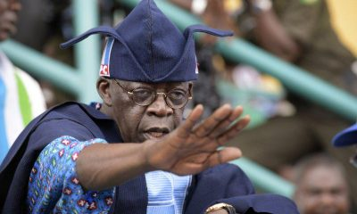 Bola Tinubu Becomes A Poet As He Uses Rhymes To Describe APC Defeat In Edo - #EdoDecides2020