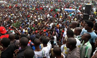 Nigerian Youth And Impediments To Attaining 'Moments Of Greatness'