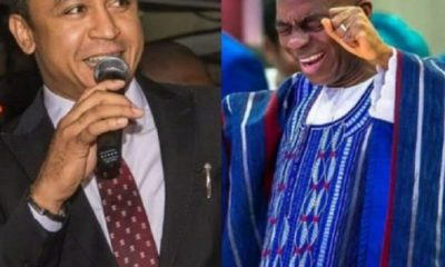 BREAKING: Daddy Freeze Apologizes To David Oyedepo [VIDEO]