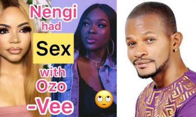 UCHE MADUAGWU: #BBNaija Nengi Wears One Pant For 2 Days, Seduced Ozo