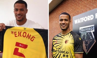 Super Eagles Defender, Troost-Ekong Finalizes Transfer Deal To Watford