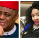 Fani-Kayode's Third Wife Finally Reacts To Domestic Violence Claims About Her Husband