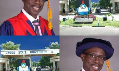 LASU Makes Times Higher Universities Ranking...Becomes Second Highest Of The Six Nigerian Ranked Universities