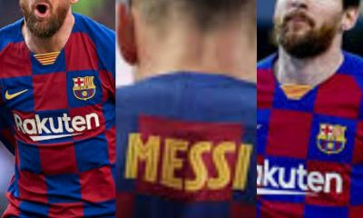 ITS OFFICIAL!!! Lionel Messi To Remain In Barcelona