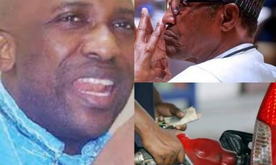 FUEL PRICE HIKE: Primate Ayodele Warns FG, Says Nigerians Should Prepare For Tougher Days