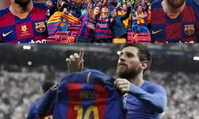 HUMBLE PIE!!! How Barcelona Fans Reacted As Messi Made Fresh U-Turn