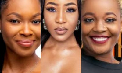#bbnaija2020: Vee And Lucy Trying To Get Me Disqualified, #BBNaija Erica Laments