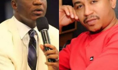 "PASTOR IBIYEOMIE To DADDY FREEZE: "" I Curse The Day You Were Born, You're A Bastard [VIDEO]"