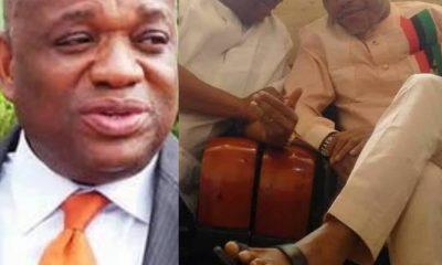"ORJI KALU To NIGERIAN GOVT: "" Allow Nnamdi Kanu To Return To Nigeria """
