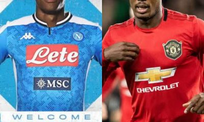 Real Reason Why Victor Osimhen Turned Down Manchester United For Napoli