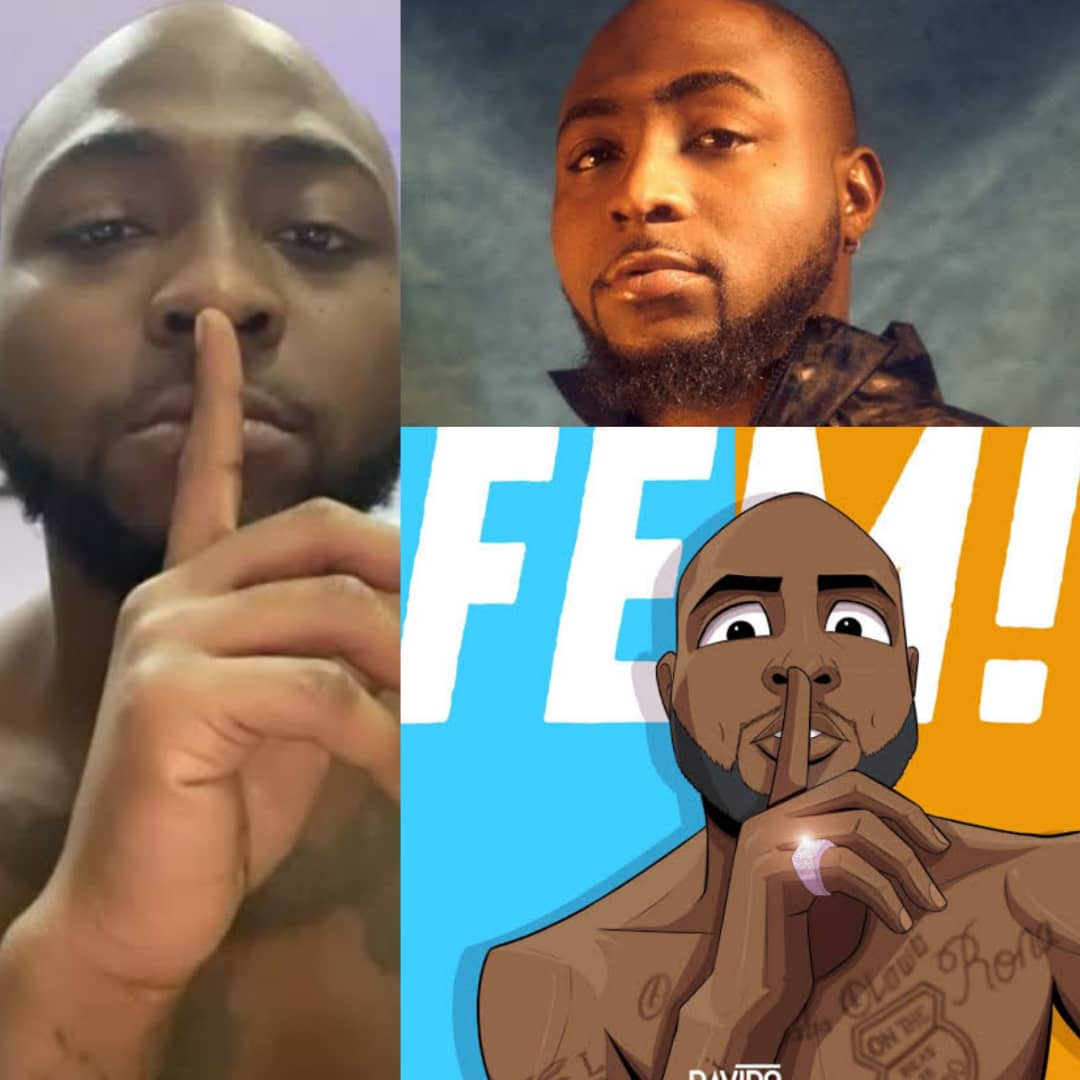 OBO: Davido's Fresh Single FEM Gets Over A Million Views On Youtube Within 9 Hours Of It's Release