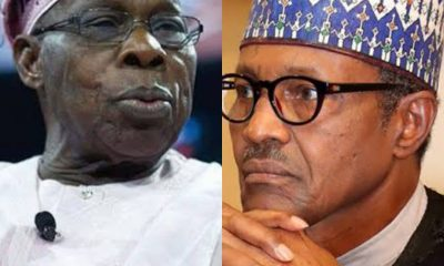 OLUSEGUN OBASANJO: Nigeria Is Becoming Worst Off Under President Buhari