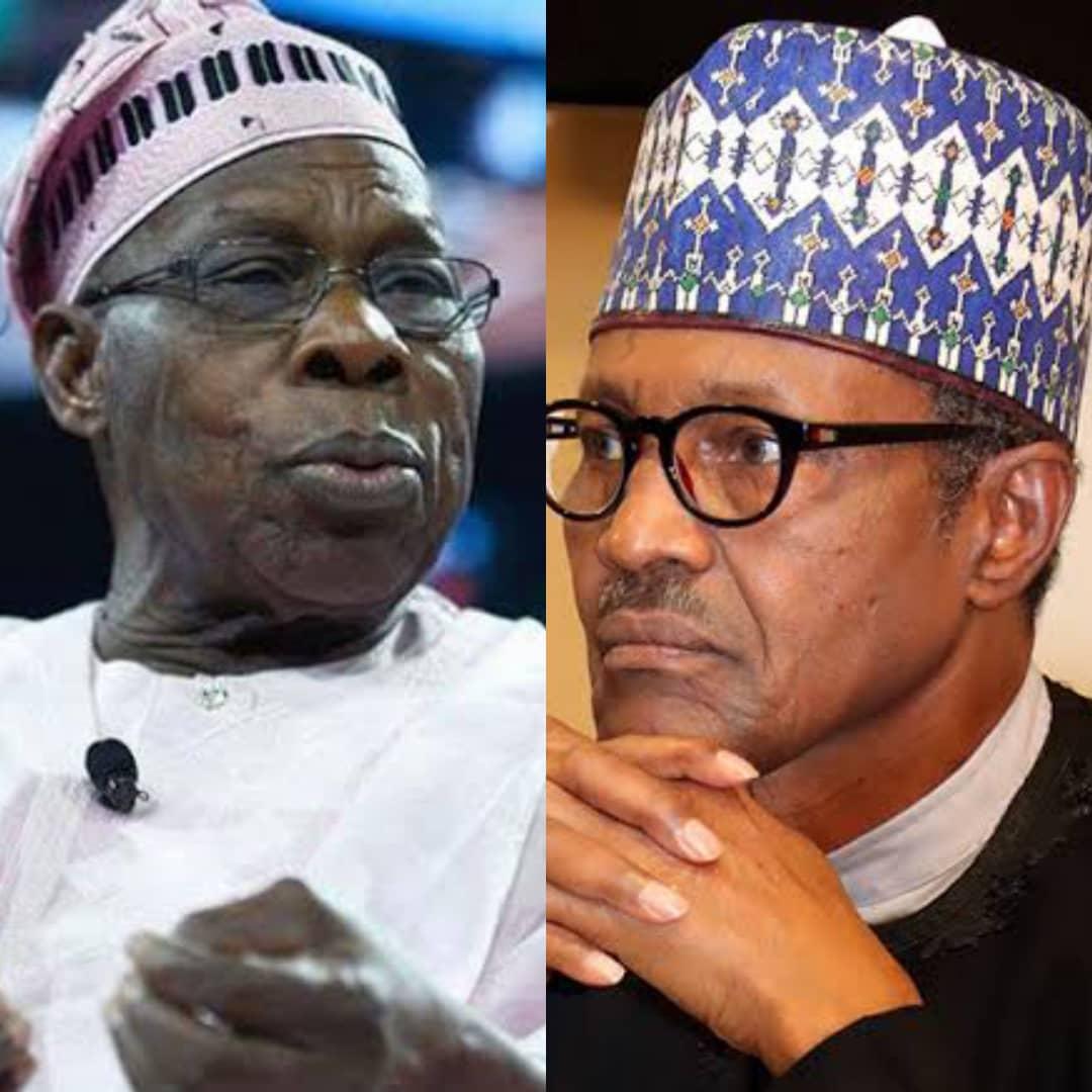 OLUSEGUN OBASANJO: Nigeria Is Becoming Worst Off Under President Buhari