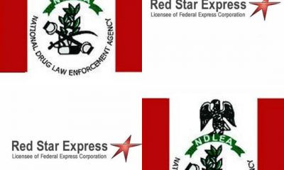 War Against Drugs- NDLEA Commends Red Star Express Plc