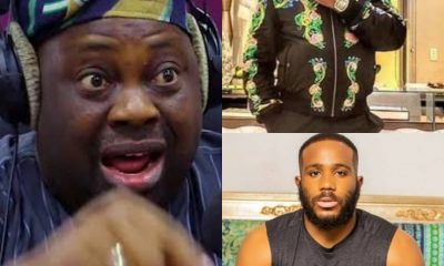 #BBNaijaLocdown2020: How Terry Waya Reacted To Kiddwaya's Eviction - Dele Momodu