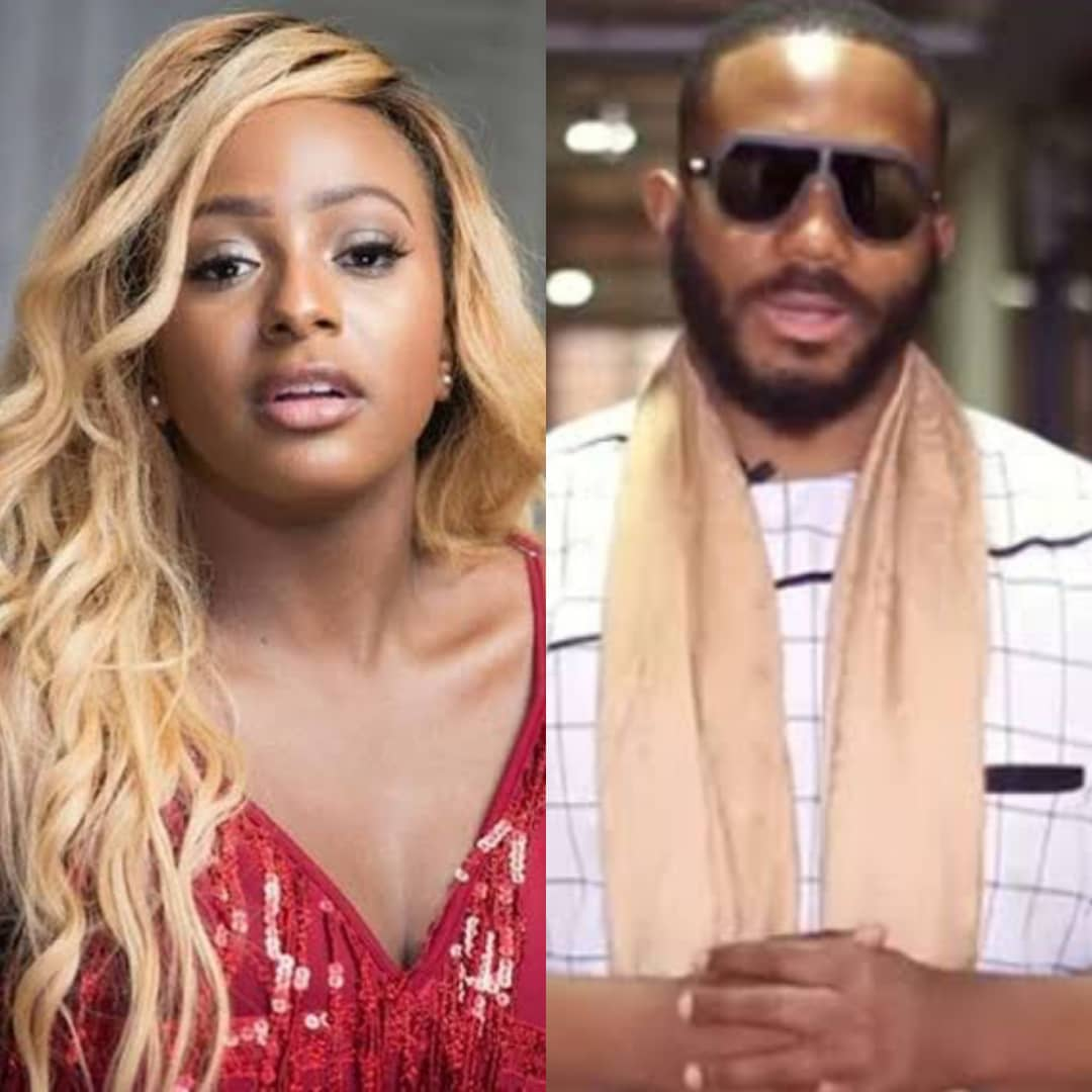 #BBNaija2020: Kiddwaya Recieves Warm Welcome From DJ Cuppy After Eviction
