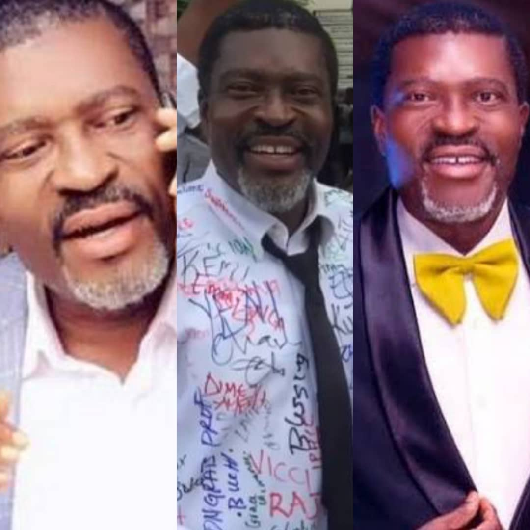 Veteran Actor, Kanayo O. Kanayo Bags Law Degree, Now Solicitor Of The Supreme Court Of Nigeria