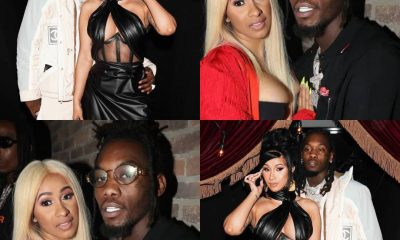 American Rapper, Cardi B Files For Divorce From Offset