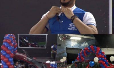 #BBNaija Ozo Wins N4.5 Million #Innoson IVM Caris Car [VIDEO] - #OZOisWinning