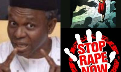 BREAKING: Governor El-Rufai Signs Bill For Castration Of Child Rapists