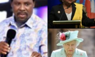 Barbados Officially Separates From UK, Fulfilling TB Joshua's 2020 Prophecy