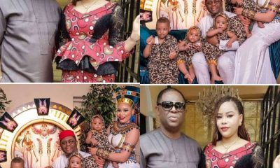 FANI-KAYODE SEPARATION FROM WIFE: FFK Denies Claims, Demands N2Billion Compensation From Popular Blogger