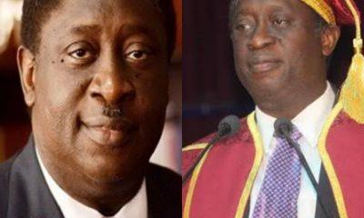 UNILAG CRISIS: Wale Babalakin Steps Down As UNILAG Pro-Chancellor