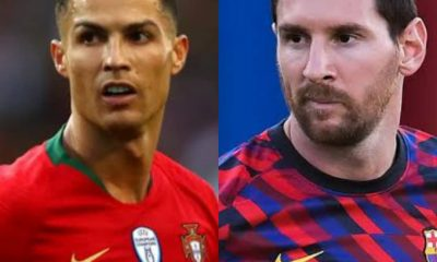 CR7 And Messi Absent From UEFA Champions League Awards 2020 [SEE FULL LIST]