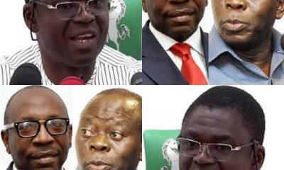 BREAKING: Phillip Shaibu Implicates Oshiomhole And Ize-Iyamu Over Arrest - #EdoDecides2020