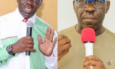 EDO ELECTIONS: They're Rigging Me Out, Says Gov Obaseki - #EdoDecides