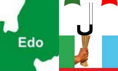 #EdoDecides2020: PDP And APC Voters Scramble Over Alleged Vote Buying