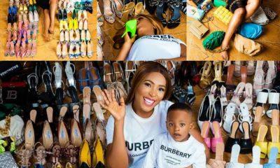 Social Media Agog As Celebrity Blogger, Linda Ikeji Celebrates 40th Birthday In Grand Style