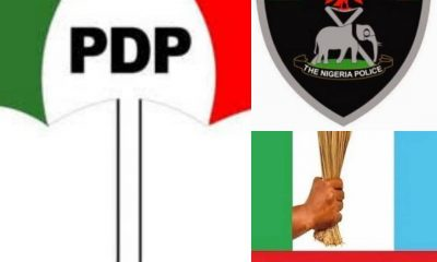 BREAKING: You Are Supporting APC To Snatch Ballot Boxes, PDP Tells Police #EdoDecides